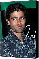 Nightclub Canvas Prints - Adrian Grenier In Attendance Canvas Print by Everett