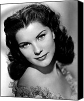 1950s Movies Canvas Prints - Anne Of The Indies, Debra Paget, 1951 Canvas Print by Everett