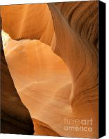 Antelope Canvas Prints - Antelope Canyon - Another world Canvas Print by Christine Till