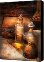 Poison Canvas Prints - Apothecary - Special Medicine  Canvas Print by Mike Savad