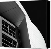 Arena Photo Canvas Prints - Arena Canvas Print by David Bowman