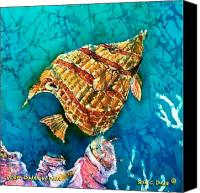 Reef Canvas Prints - Ascending Canvas Print by Sue Duda