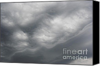 Heavens Canvas Prints - Asperatus - Sky Before Storm Canvas Print by Michal Boubin