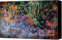 Cultivation Canvas Prints - Autumn Fantasy Canvas Print by Susan Isakson
