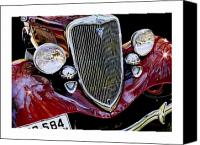 V8 Canvas Prints - Aw Shucks I Could OF Had A V eight Canvas Print by Mike Hill