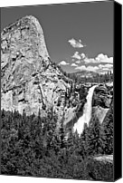  Yosemite Canvas Prints - Awesome! Canvas Print by George Imrie Photography