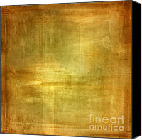 Stucco Canvas Prints - Background Canvas Print by Les Cunliffe