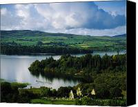 Monasticism Canvas Prints - Ballindoon Abbey, Lough Arrow, Co Canvas Print by The Irish Image Collection