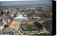 Orioles Stadium Canvas Prints - Baltimore: Oriole Park, 2006 Canvas Print by Granger