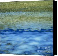 Details Canvas Prints - Beach and sea Canvas Print by Bernard Jaubert