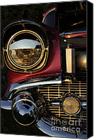 Antique Automobiles Photo Canvas Prints - Beaming Canvas Print by Luke Moore