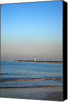 May Canvas Prints - Beautiful Day in Cape May Canvas Print by Bill Cannon