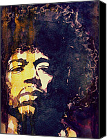 Hendrix Canvas Prints - Beautiful Haze Canvas Print by Paul Lovering