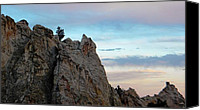 Garden Of The Gods Canvas Prints - Beauty of the Gods Canvas Print by Michelle Frizzell-Thompson