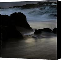 Beach Photograph Digital Art Canvas Prints - Beauty XXV Canvas Print by Sharon Mau
