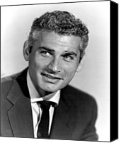 1950s Movies Canvas Prints - Because Of You, Jeff Chandler, 1952 Canvas Print by Everett