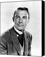 Publicity Shot Canvas Prints - Belle Of The Yukon, Randolph Scott, 1944 Canvas Print by Everett