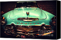Auction Canvas Prints - Bello Desoto  Canvas Print by Susanne Van Hulst