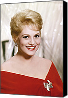 1960 Movies Canvas Prints - Bells Are Ringing, Judy Holliday, 1960 Canvas Print by Everett