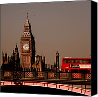 Bestoftheday Canvas Prints - #bestoftheday #london #bigben Canvas Print by Ozan Goren