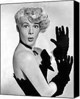 Choker Canvas Prints - Betty Hutton, Ca. 1949 Canvas Print by Everett