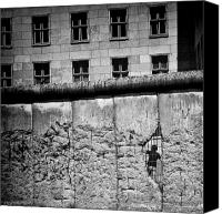Berlin Canvas Prints - Beyond the Wall Canvas Print by David Bowman