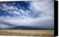 Sangre De Cristo Mountains Canvas Prints - Big Sky Canvas Print by Timothy Johnson