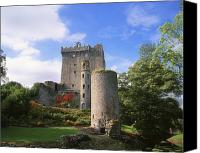 Middle Ages Photo Canvas Prints - Blarney Castle, Co Cork, Ireland Canvas Print by The Irish Image Collection 