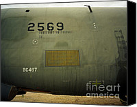 Regeneration Photo Canvas Prints - Bombs Away - B52D Canvas Print by Jan Faul