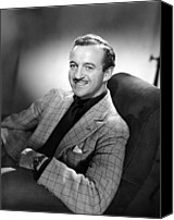 1948 Movies Canvas Prints - Bonnie Prince Charlie, David Niven, 1948 Canvas Print by Everett