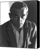 Publicity Shot Canvas Prints - Boris Karloff, Universal Pictures, 1935 Canvas Print by Everett