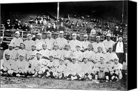 Team Canvas Prints - Boston Red Sox, 1916 Canvas Print by Granger