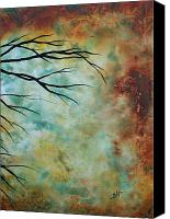 Huge Painting Canvas Prints - Breathless 3 by MADART Canvas Print by Megan Duncanson