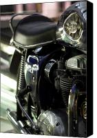 Bsa Canvas Prints - Bsa Canvas Print by Jeff Porter