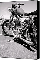 Bsa Canvas Prints - Bsa Canvas Print by Marley Holman