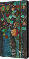 Aimelle Canvas Prints - Bubble Tree - spc02bt05 - Left Canvas Print by Variance Collections