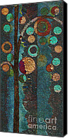 "\\\\\\\""aimelle \\\\\\\\\\\\\\\"" Canvas Prints - Bubble Tree - spc02bt05 - Right Canvas Print by Variance Collections"