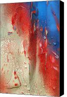 Analogy Photo Canvas Prints - Burning At The Stake 3 Canvas Print by Till Baron von Grotthuss