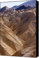 Death Valley National Park Canvas Prints - CA0003 Death Valley National park Canvas Print by Steve Sturgill