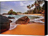 Skip Hunt Canvas Prints - Cabo San Juan Canvas Print by Skip Hunt