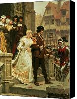 Weddings Canvas Prints - Call to Arms Canvas Print by Edmund Blair Leighton