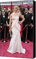 Academy Awards Oscars Canvas Prints - Cameron Diaz Wearing A Christian Dior Canvas Print by Everett