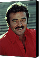 1980s Canvas Prints - Cannonball Run, Burt Reynolds, 1981 Canvas Print by Everett