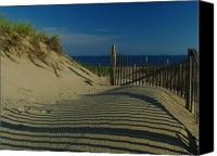 Cape Cod Canvas Prints - Cape Cod National Seashore Canvas Print by Juergen Roth