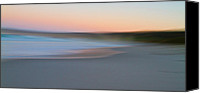 Usa Special Promotions - Carmel Dreamscapes Canvas Print by TB Sojka