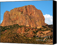 Casa Grande. Canvas Prints - Casa Grande Canvas Print by Chanda Henne