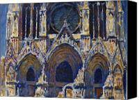 Valeriy Mavlo Canvas Prints - Cathedral 1 Canvas Print by Valeriy Mavlo