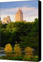 Photohogdesigns Canvas Prints - Central Park 7503 Canvas Print by PhotohogDesigns