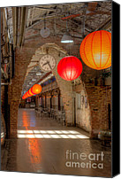 Manhattan Canvas Prints - Chelsea Market I Canvas Print by Clarence Holmes