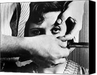 Dali Canvas Prints - Chien Andalou, 1929 Canvas Print by Granger